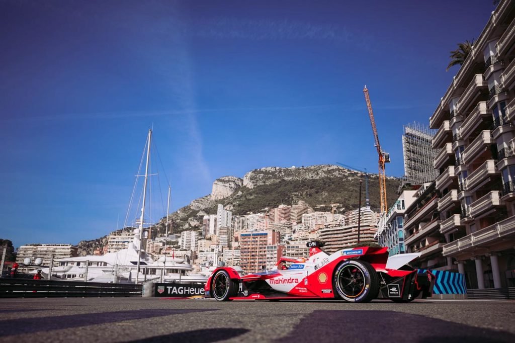 Formula E   Altri punti preziosi per Mahindra all'ePrix di Monaco con Lynn