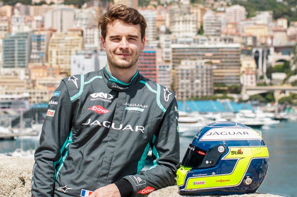 Formula E | Jaguar ingaggia il francese Dillmann come pilota di riserva