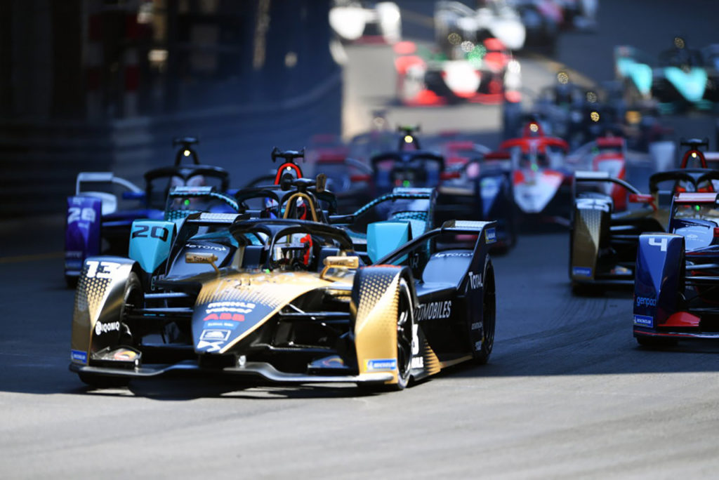 Formula E   Vittoria mozzafiato per da Costa e DS Techeetah a Monaco