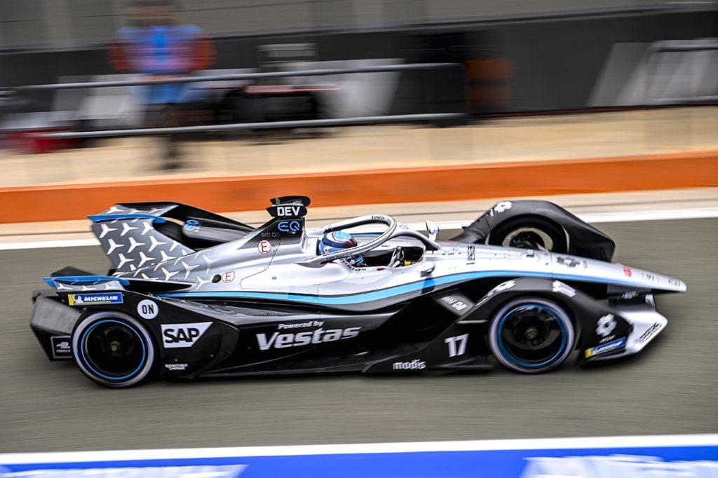 Formula E | Mercedes: obiettivo quarta vittoria, de Vries e Vandoorne motivati