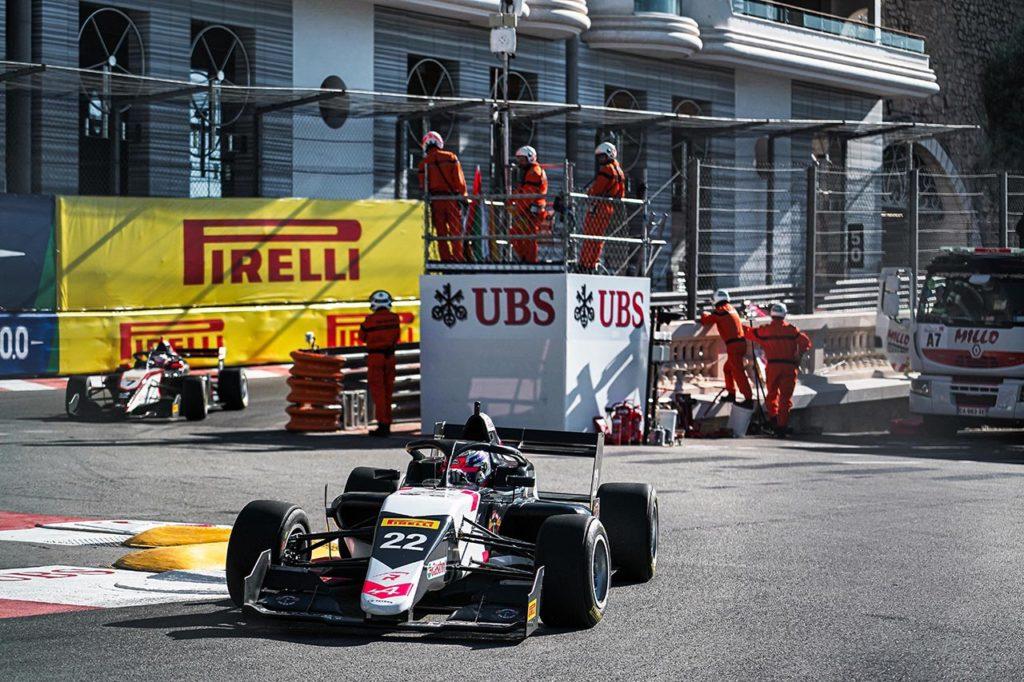 Formula Regional by Alpine | R-ace GP arraffa tutto in qualifica con Maloney e Hadjar