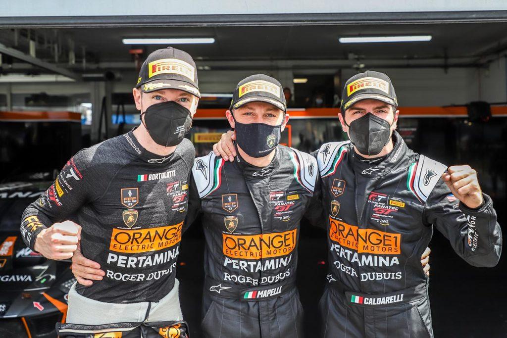 GTWC Europe | Seconda pole consecutiva per Bortolotti-Caldarelli-Mapelli a Le Castellet