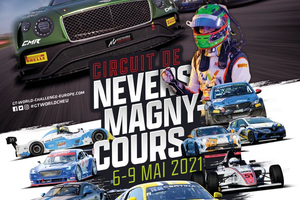 GTWC Europe   Magny-Cours 2021: anteprima e orari del weekend