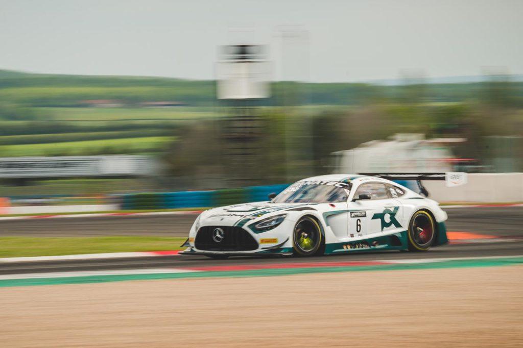 GTWC Europe | Mercedes-AMG porta a casa una vittoria da Magny-Cours