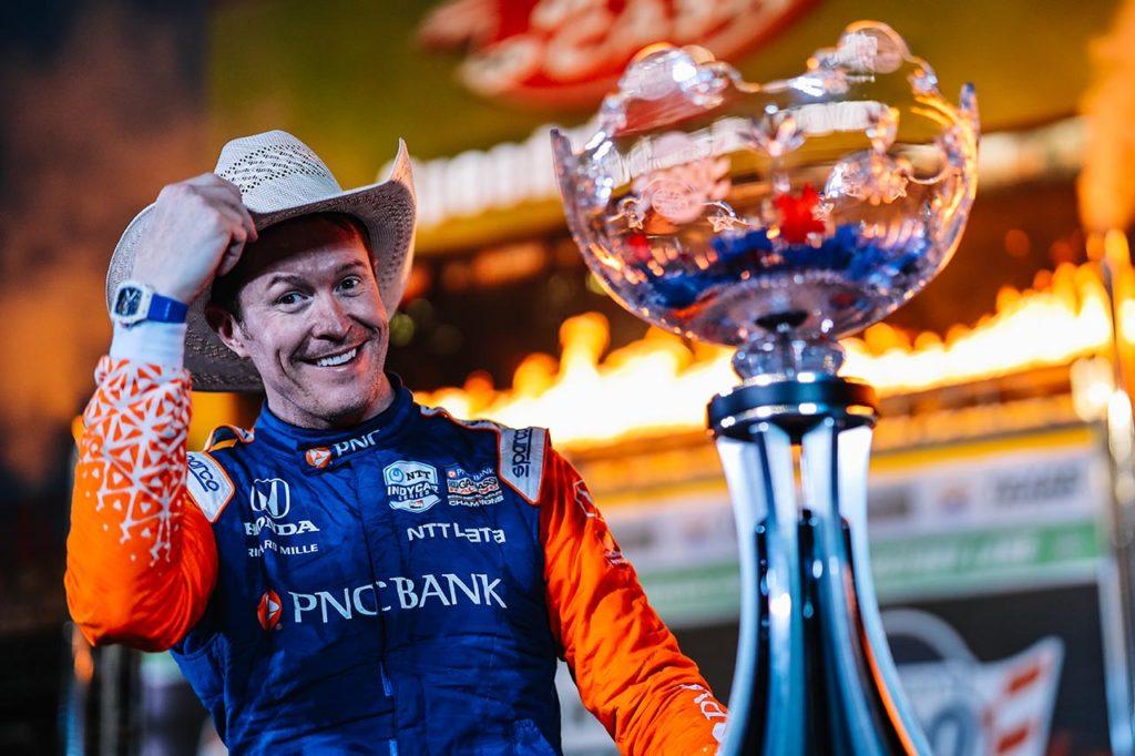 IndyCar | Texas, Gara 1: Dixon vince d'esperienza, McLaughlin ottiene il podio