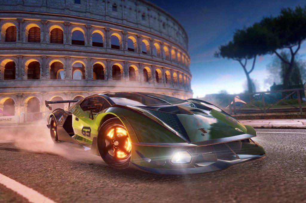 """Lamborghini Essenza SCV12, debutto virtuale con il videogioco """"Asphalt 9: Legends"""""""