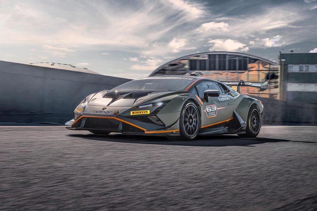 Lamborghini Huracan Super Trofeo Evo2, la nuova belva per il campionato monomarca