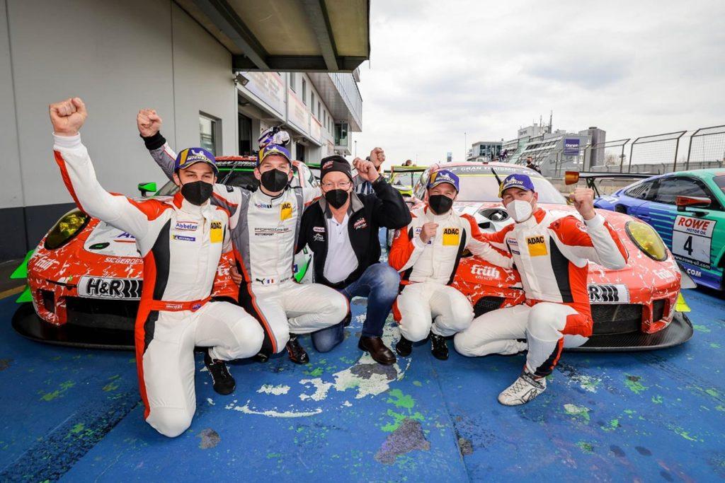 NLS | Doppietta di Frikadelli con Porsche nel terzo round stagionale