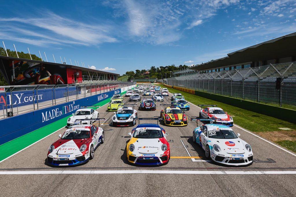 Porsche Carrera Cup Italia   Il monomarca tricolore premiato per la gestione sostenibile