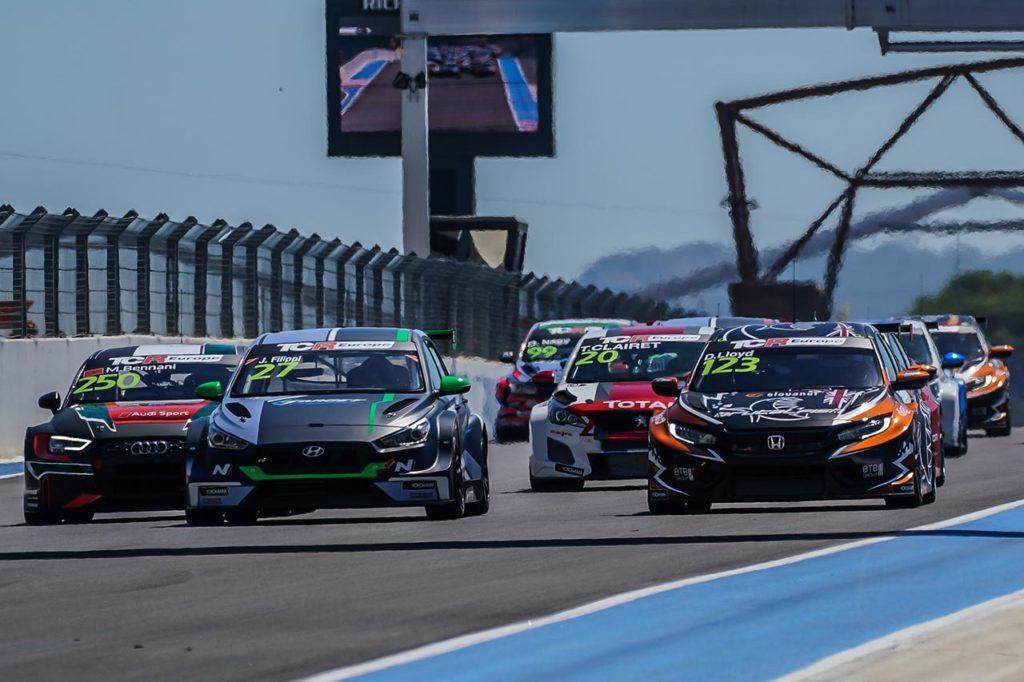 TCR Europe | Le Castellet 2021: anteprima e orari del weekend