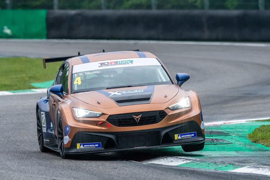 TCR Italy | Monza, Gara 1: strepitoso dominio di Tavano con Cupra