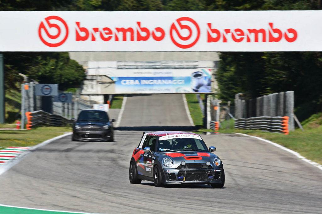Monza accoglie di nuovo la Time Attack Series questo weekend