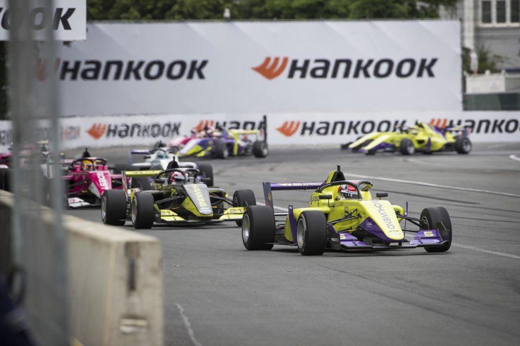 W Series   Confermati gli pneumatici Hankook per la stagione 2021