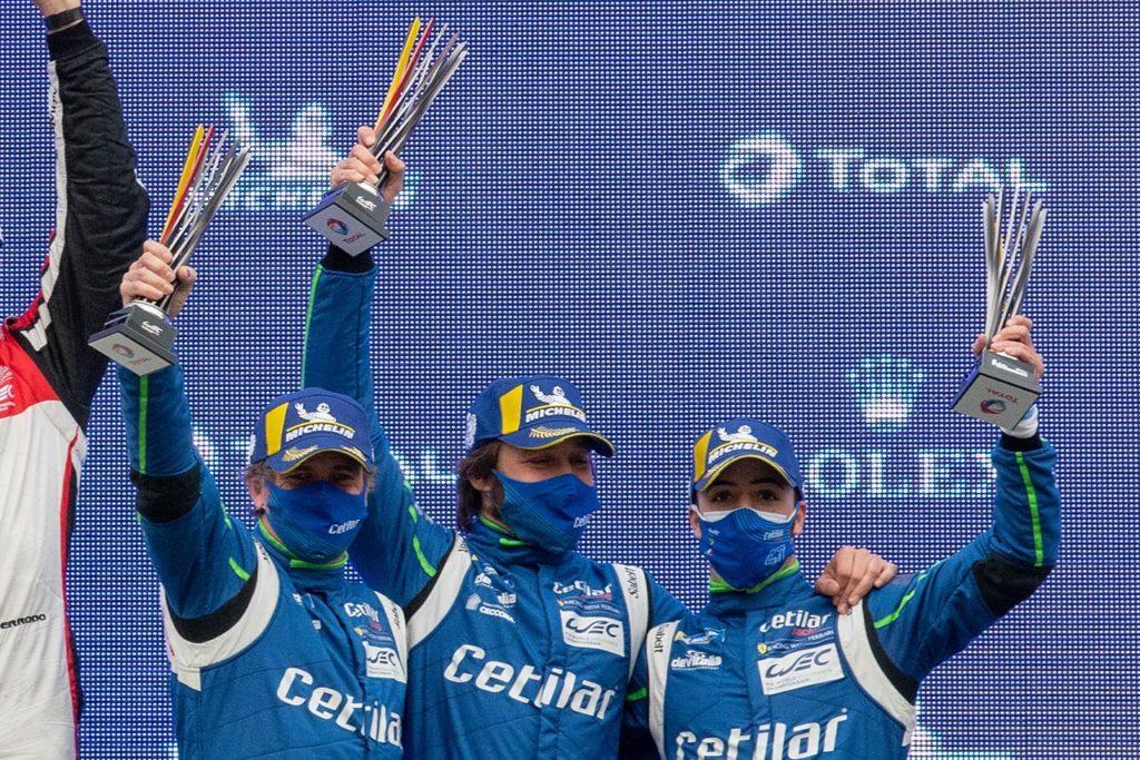 WEC | La meravigliosa storia di Cetilar Racing: podio al debutto in GTE-Am a Spa-Francorchamps