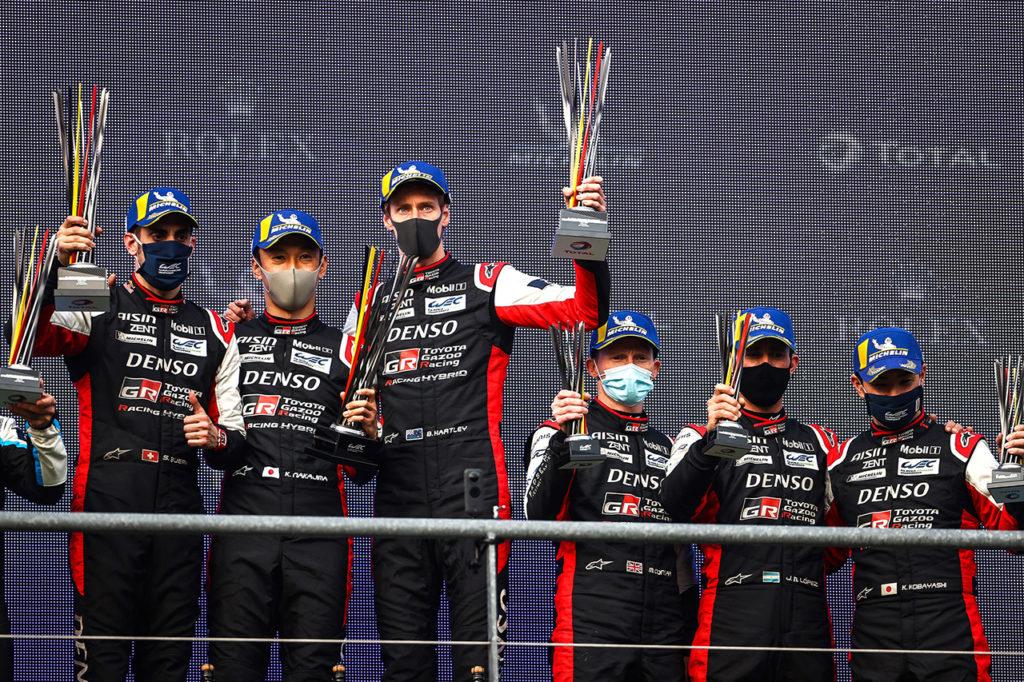 WEC | Toyota inaugura l'era delle Hypercar con la vittoria di Spa-Francorchamps