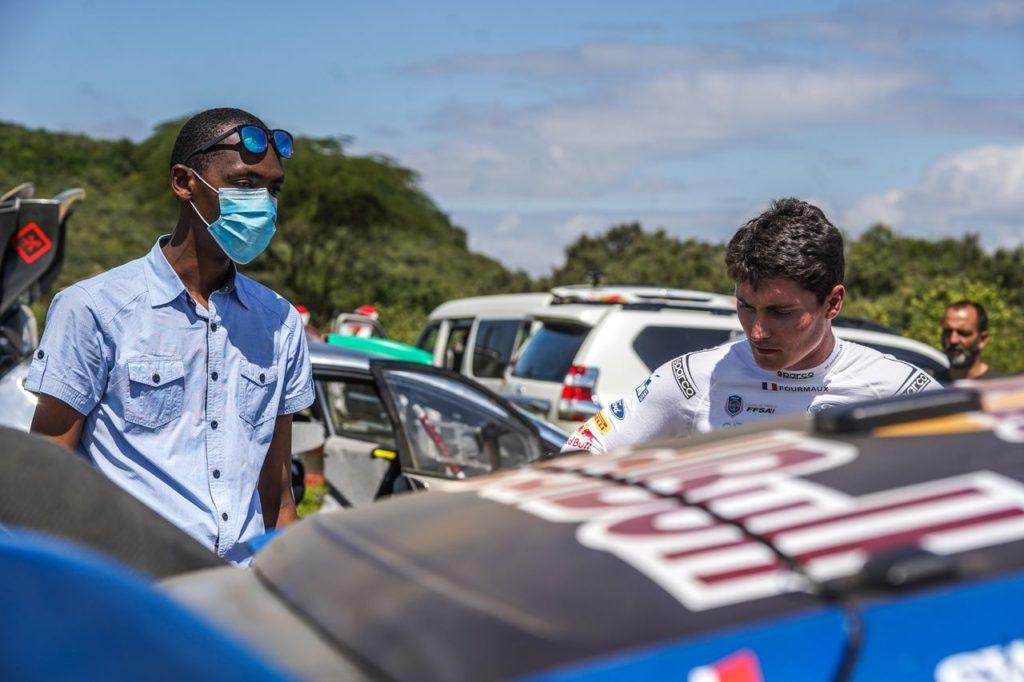 """WRC   Fourmaux e il suo Safari Rally: """"Dopo aver vinto una prova speciale, punto ad un podio"""""""