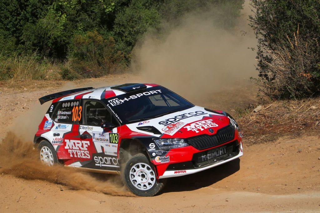 CIRT   Rally Italia Sardegna 2021, vittoria netta per Andreucci. Successo per Cogni nel CIR Junior