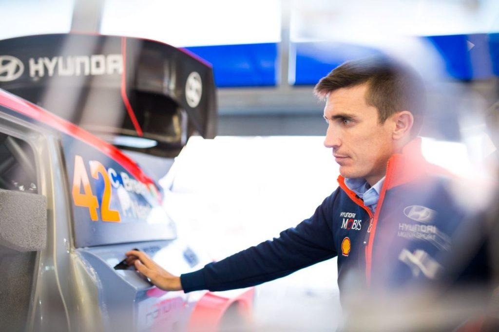 WRC   Hyundai Motorsport chiama Craig Breen per il Rally Estonia