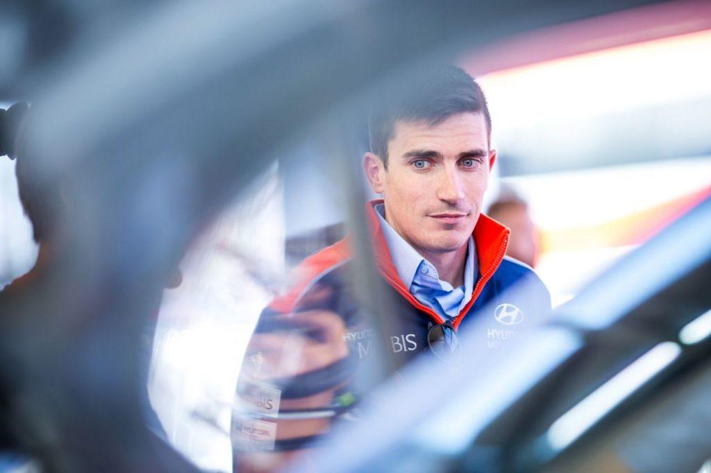 """ERC   Craig Breen e la nuova stagione nell'Europeo Rally: """"Non solo sviluppo per MRF, puntiamo anche ai podi"""""""