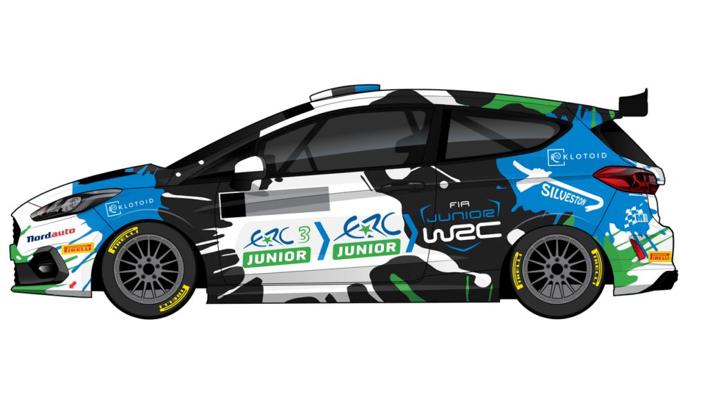 ERC | Rally Polonia 2021, il debutto in un campionato internazionale della Ford Fiesta Rally3