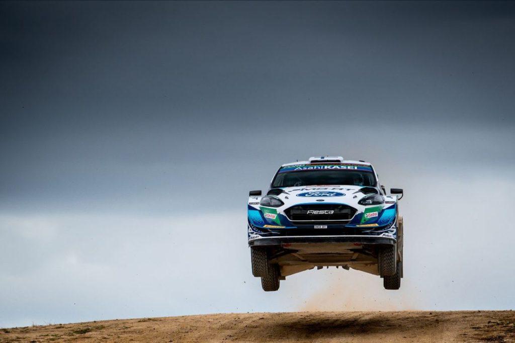 WRC   Le occasioni perse da M-Sport al Rally Italia Sardegna, fuori dalla top ten finale