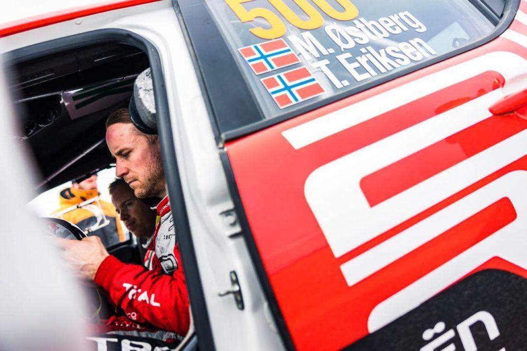 WRC   Rally Italia Sardegna 2021, Ostberg multato per le imprecazioni (Video). Giusto, ma fino ad un certo punto