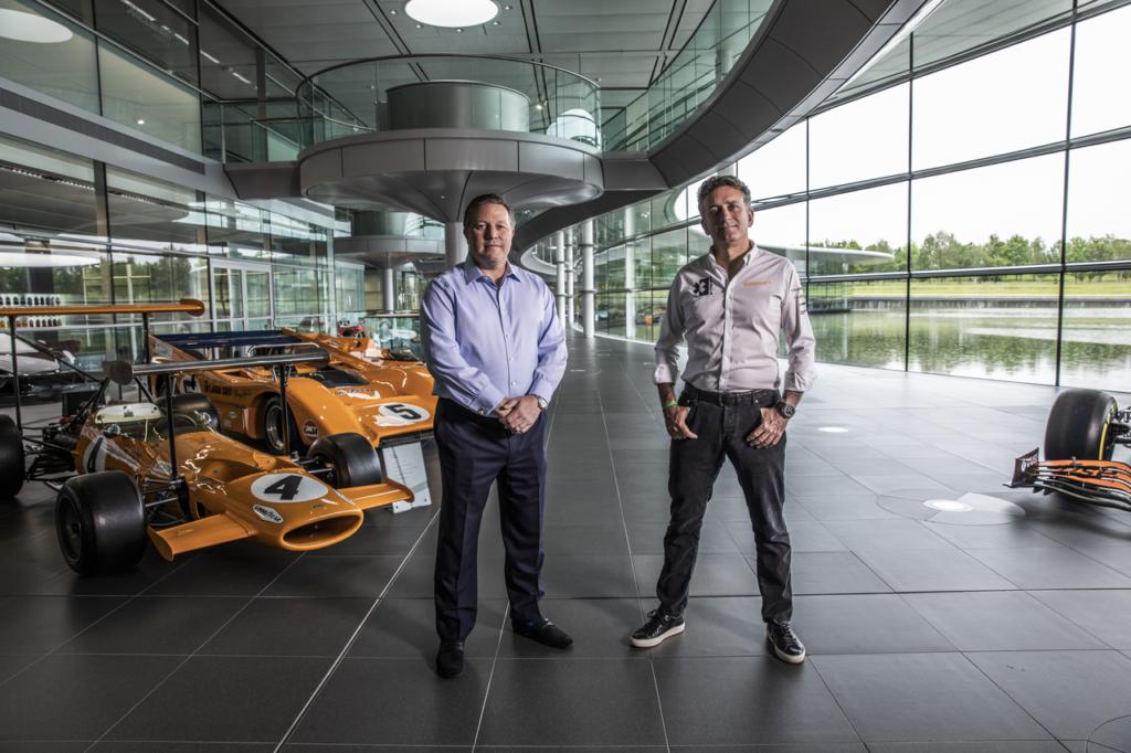 Extreme E | McLaren si unisce alla serie dal 2022