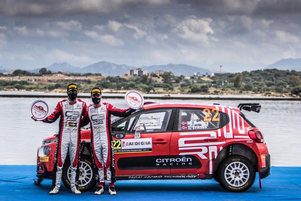 WRC | Arrivano le scuse di Ostberg dopo la raffica di imprecazioni al Rally Italia Sardegna. Ma i fan lo sostengono