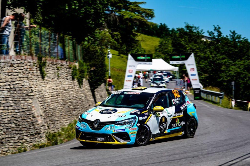 Clio Trophy Italia | Nicelli vince al Rally di Alba e si proietta in testa alla classifica