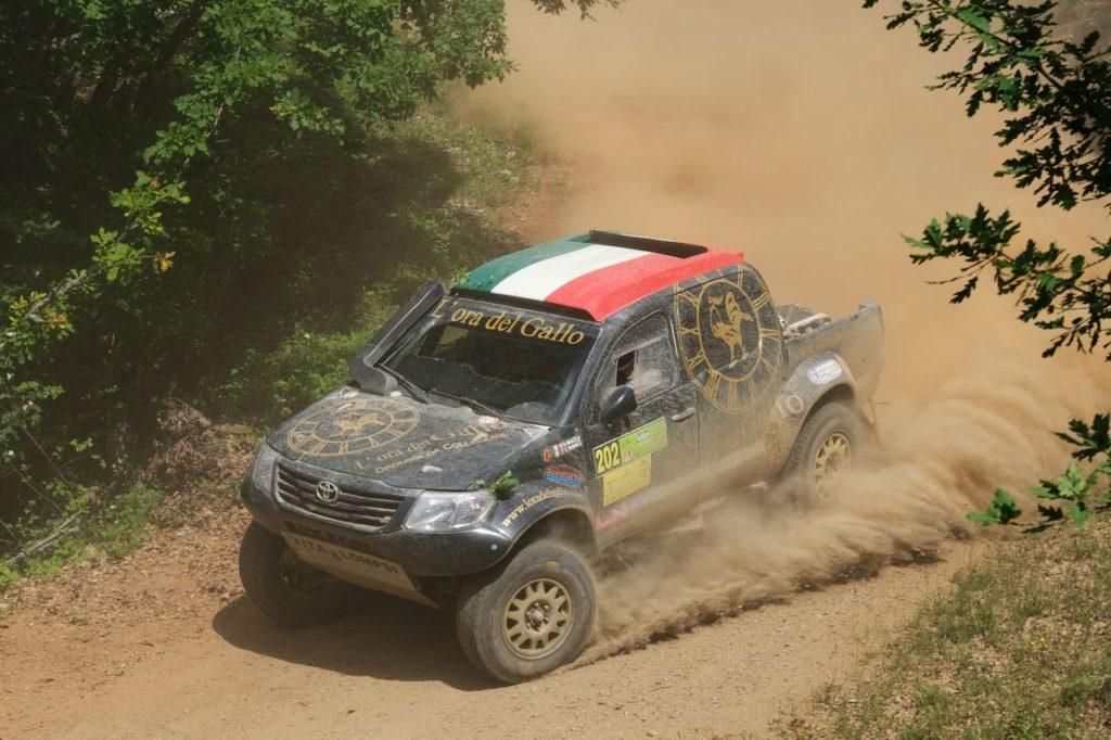 CI Cross Country | Galletti sempre più leader dopo la vittoria al Rally Greece