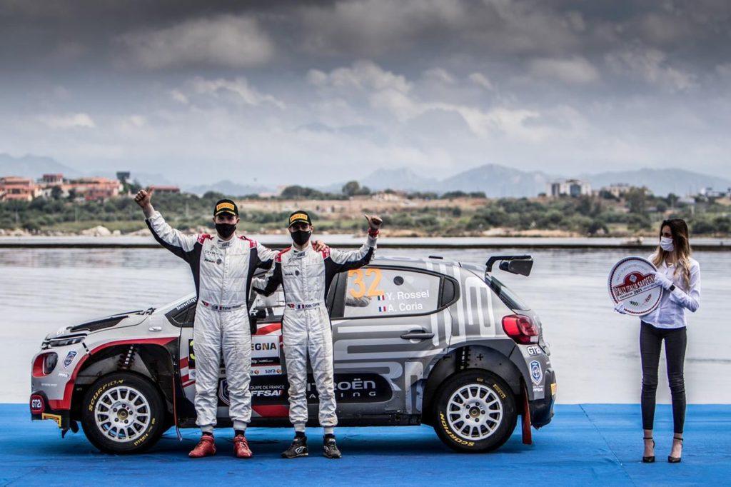 WRC | Rally Italia Sardegna 2021, Citroen vince con Rossel nel WRC3, ma nel WRC2 arriva la beffa per Ostberg (e pure per il team)