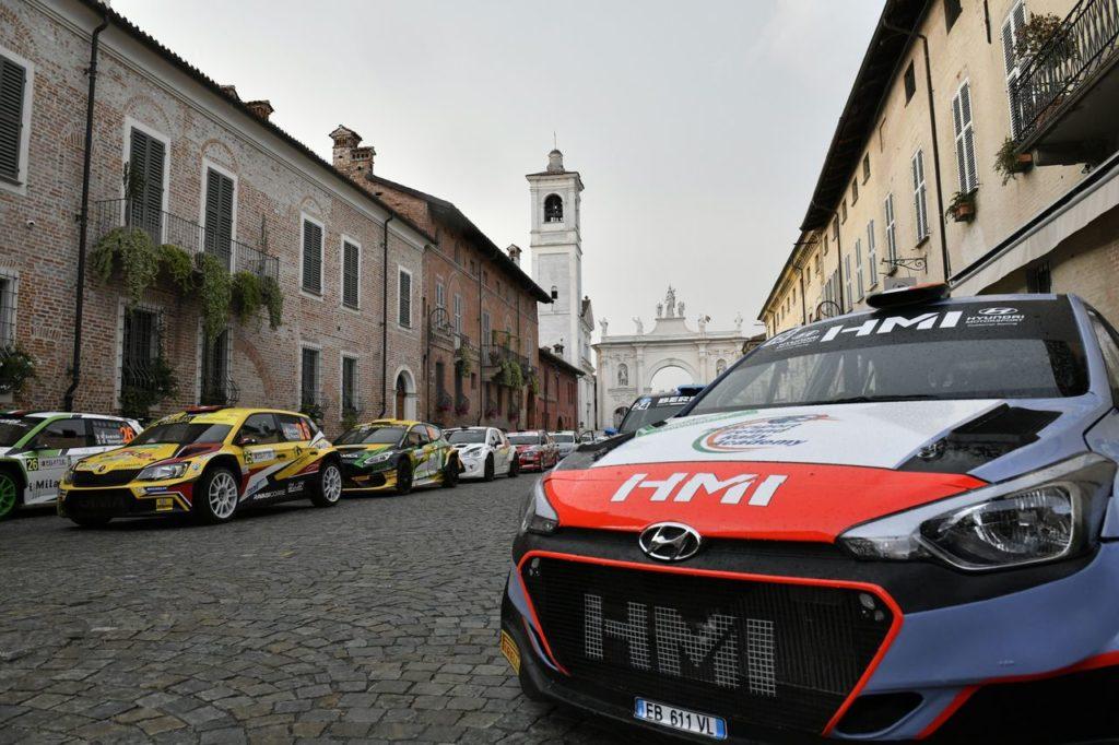 CIWRC | Rally Alba 2021, gli iscritti