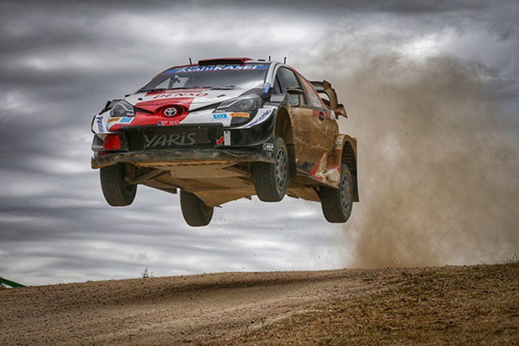 WRC   Toyota Gazoo Racing e le incognite del Safari Rally