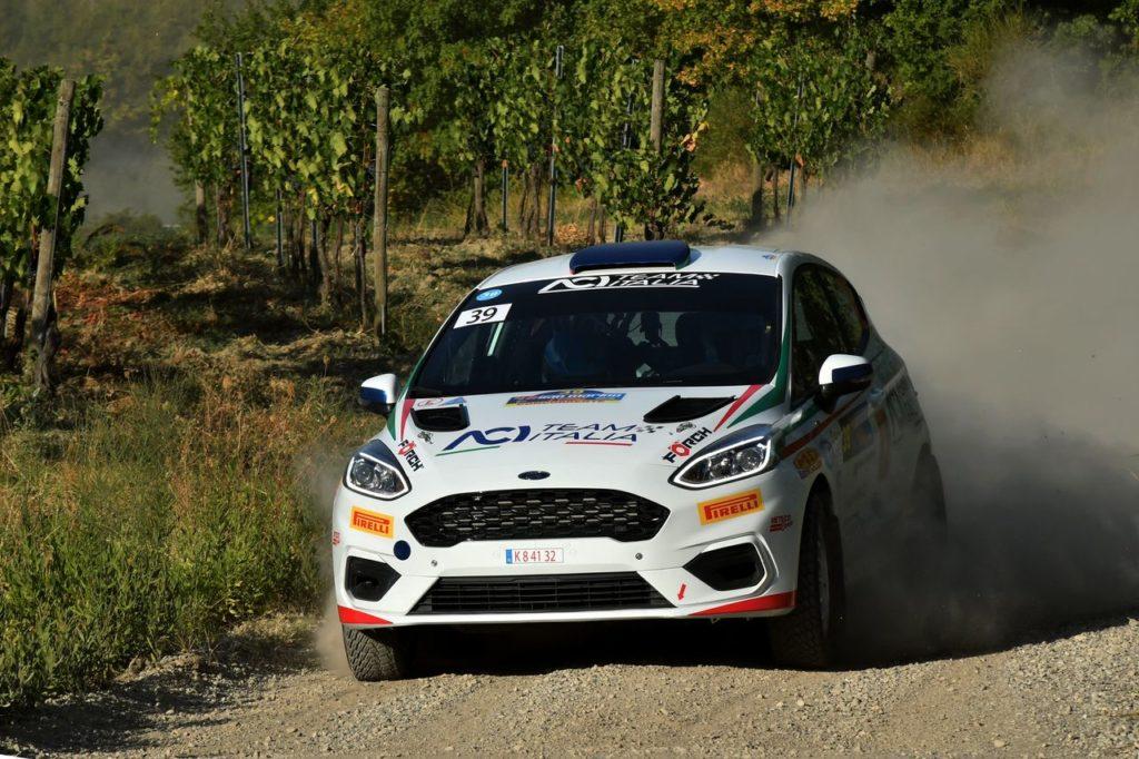 CIR   San Marino Rally 2021, gli iscritti (anche per il CIRT e non solo)
