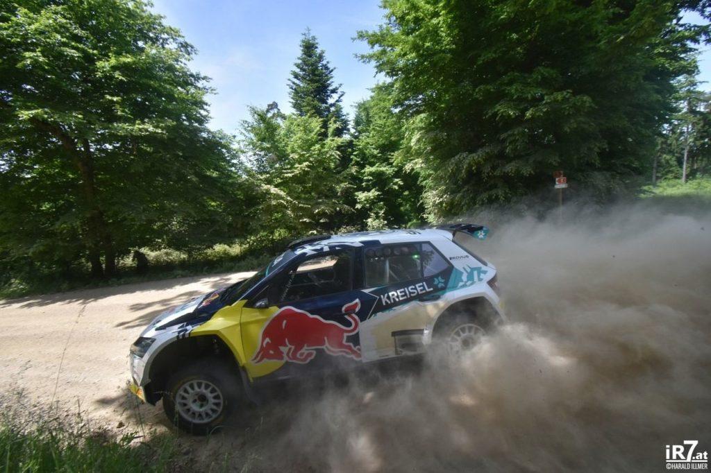 Skoda Kreisel RE-X1, fissato un primo debutto in gara dell'elettrica