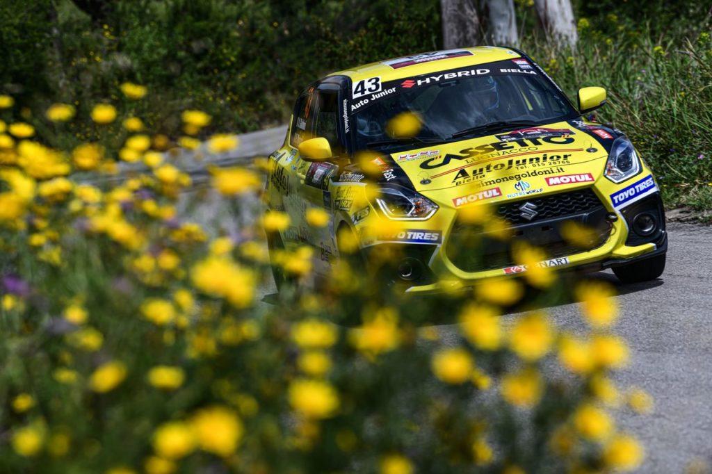 Suzuki Rally Cup | Gli iscritti al Rally Alba 2021: si riparte dalla leadership di Goldoni