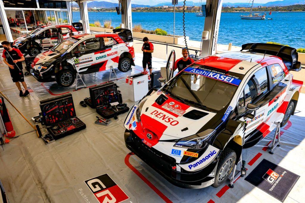 WRC   Toyota Gazoo Racing, verso un'unica sede in Finlandia