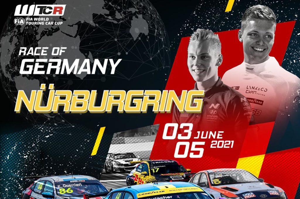 WTCR | Race of Germany 2021: anteprima e orari del weekend