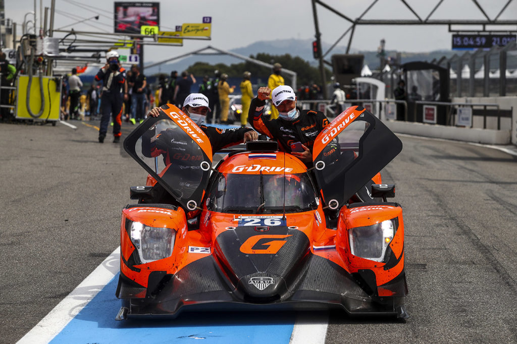 ELMS   Prima vittoria stagionale per G-Drive Racing alla 4 Ore di Le Castellet