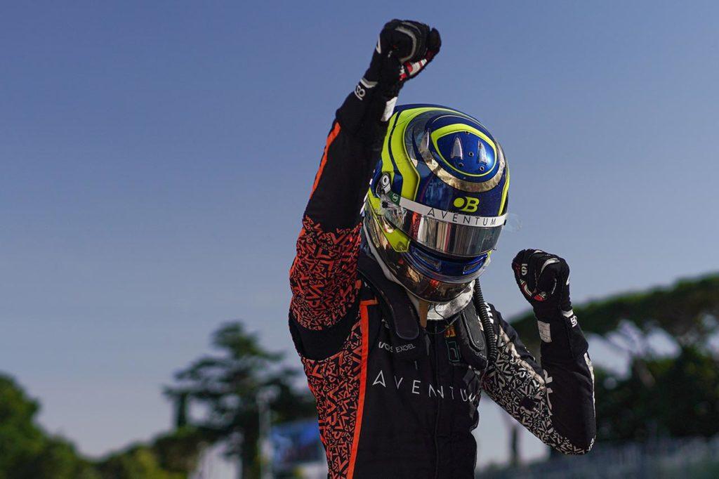F4 Italia | Tripletta di Bearman a Vallelunga con Van Amersfoort Racing