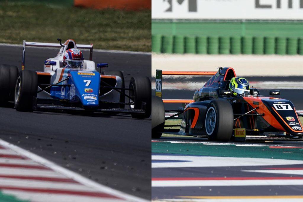 F4 Italia | Smal e Bearman si dividono le pole position nelle qualifiche di Misano