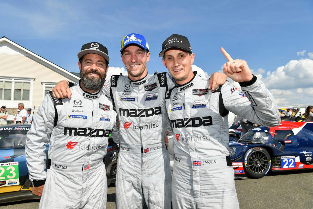 IMSA | Mazda conquista la sua seconda 6 Ore di Watkins Glen consecutiva