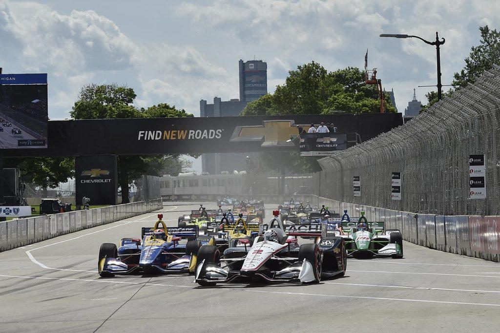 IndyCar   Detroit 2021: anteprima e orari del weekend