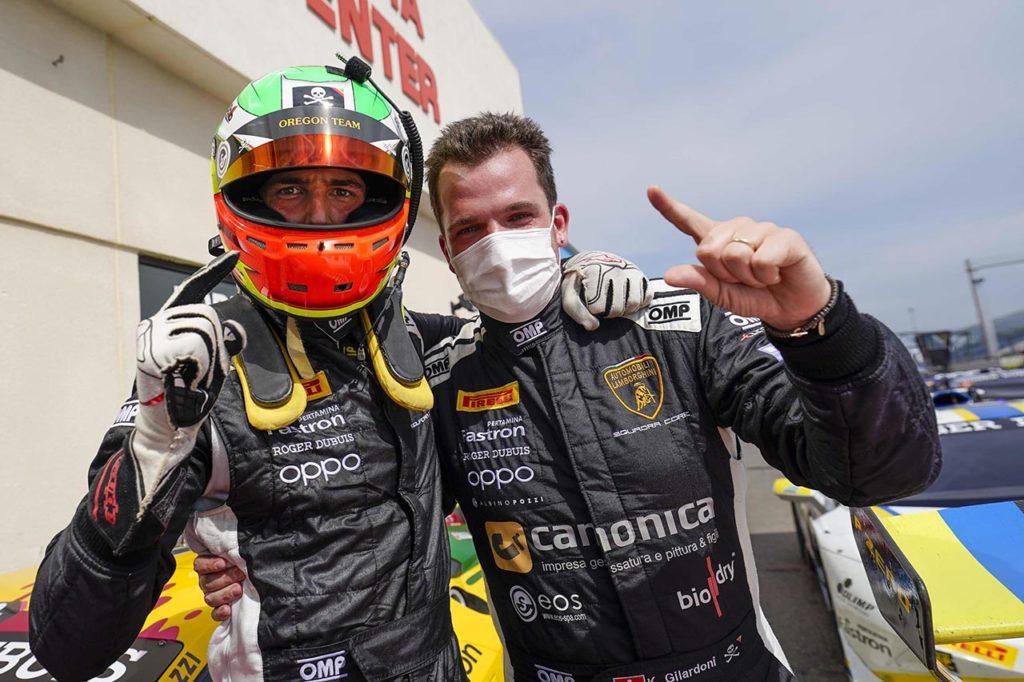 Lamborghini Super Trofeo | Gilardoni e Pulcini fanno doppietta a Le Castellet
