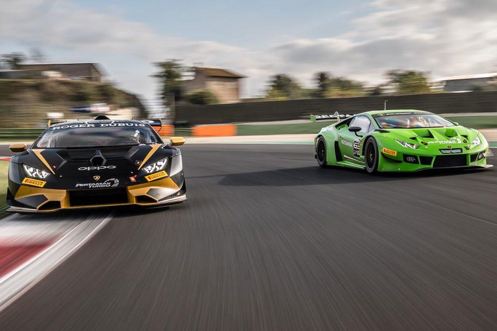 Lamborghini, ecco i piloti selezionati per diventare Young Driver e GT3 Junior Driver 2021