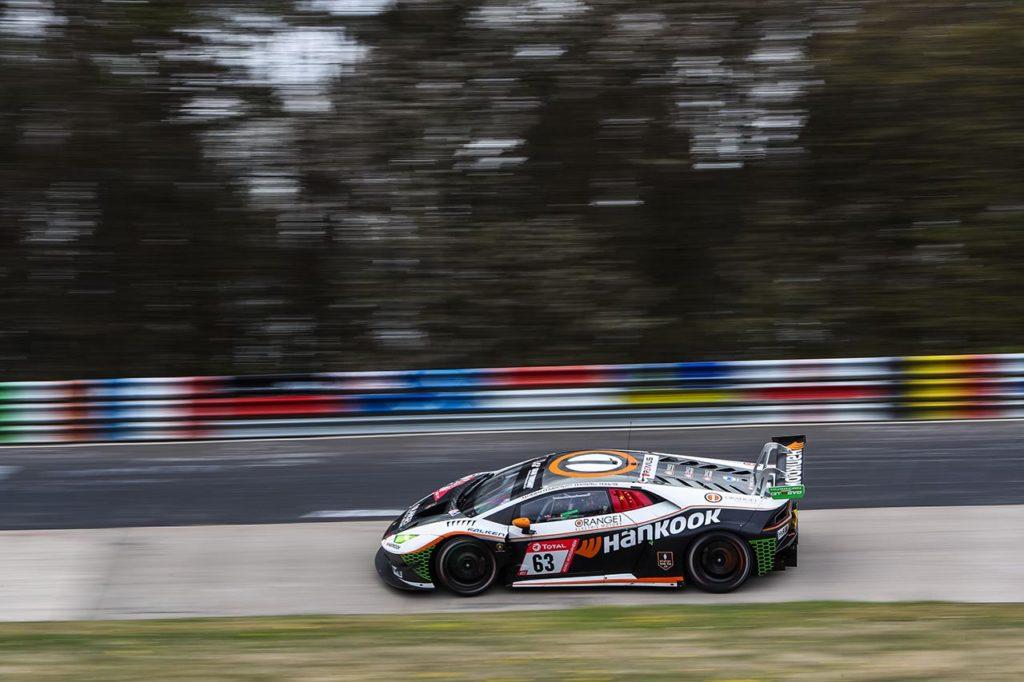 NLS | Hankook FFF Racing Team alla carica della 24 Ore del Nurburgring