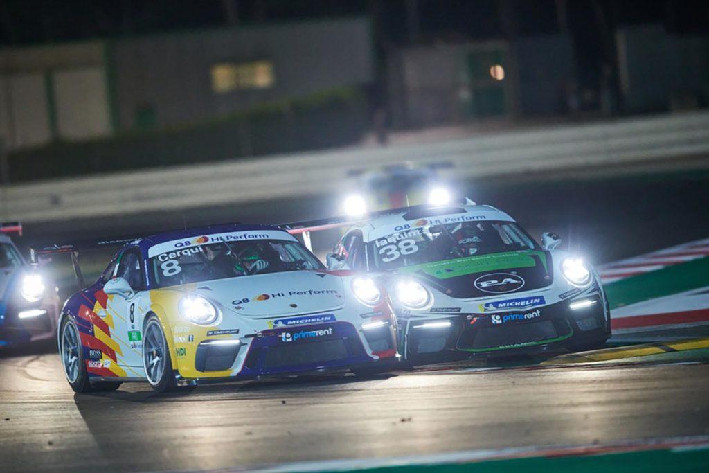 Porsche Carrera Cup Italia | Cerqui e Iaquinta firmano le prime due vittorie stagionali a Misano