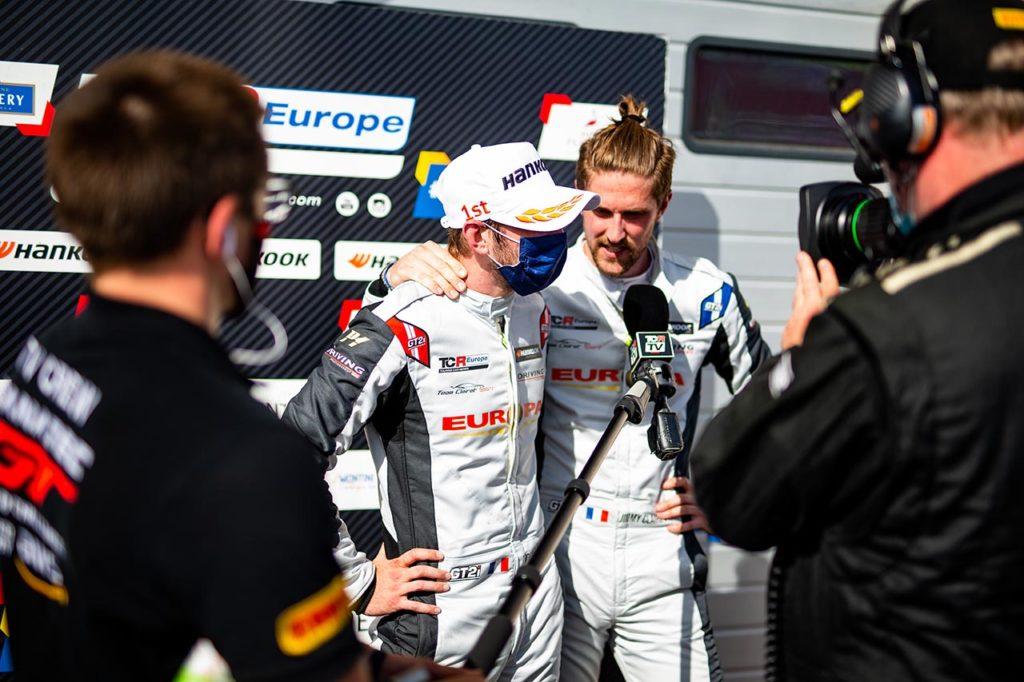 TCR Europe | Affare di famiglia a Le Castellet: i fratelli Clairet vincono su Peugeot