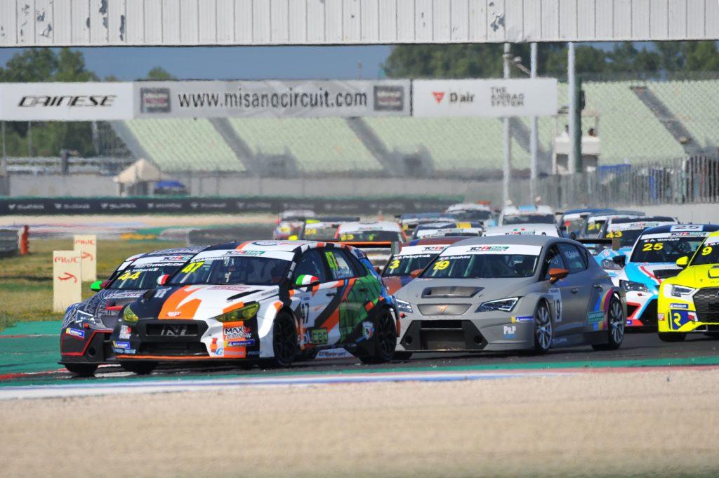 TCR Italy   Misano 2021: anteprima e orari del weekend