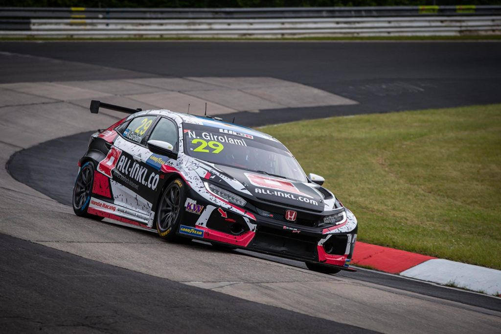 WTCR | Girolami firma la prima pole del 2021 al Nurburgring Nordschleife